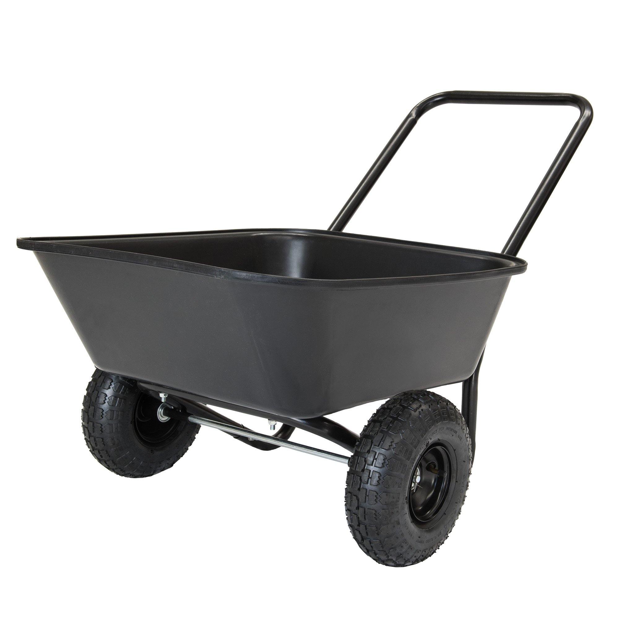 Wheelbarrow types pull out tap