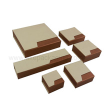 customized cardboard package jewelry box hardware manufacturer