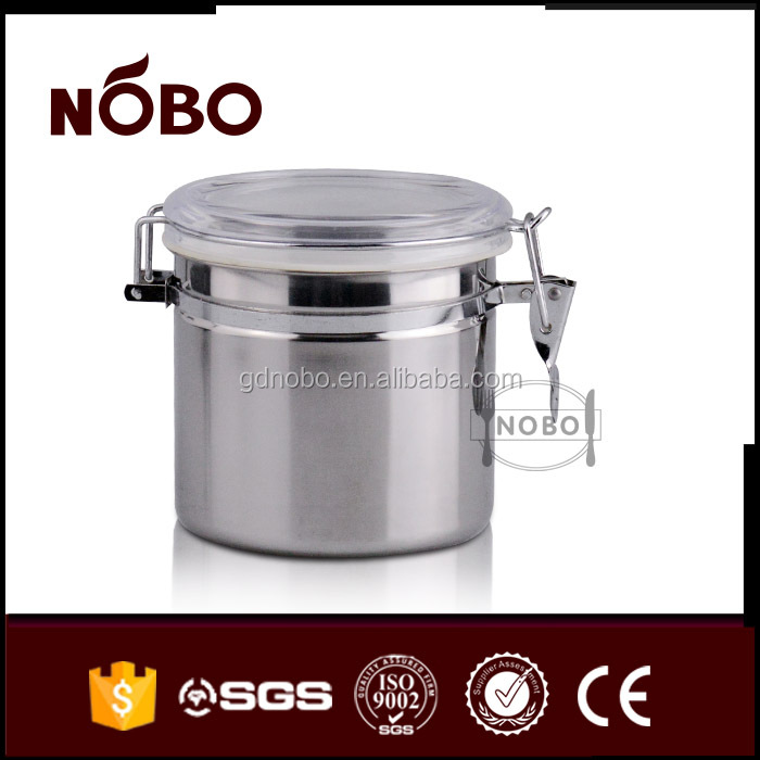 Nobo brand tin lunch box that keep food warm