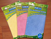 100 yen shop strong absorbent and quickly drying nonwoven cleaning 80% polyester 20% viscose fabric
