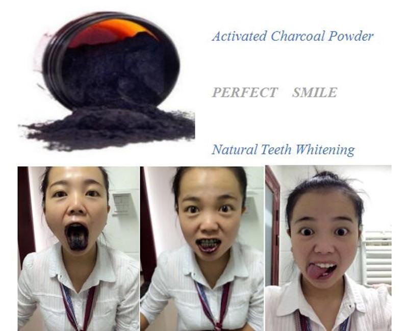 Branquear Os Dentes Em 5 Minutos Com Carvao Activado Aka Magia Negra