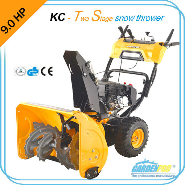 Garden Pro Two stage Gasoline 15hp Snow Blower Buy 15hp Snow