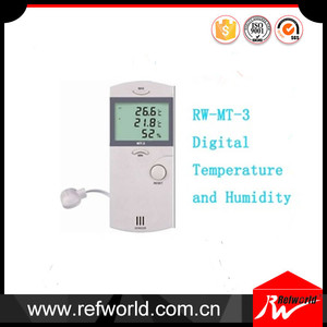 Digital Temperature and Humidity Controller