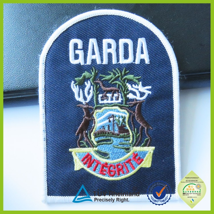 Custom Design Embroidery Applique Emblems - Buy Custom Design Embroidery  Applique,Custom Logo Emblem,Custom Ford Emblems Product on Alibaba com