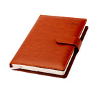 Genuine Leather Notebook With Rings