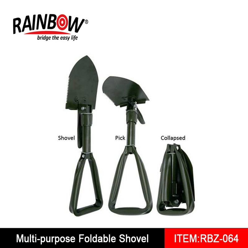RBZ-064 Military multifunction fold small garden shovel