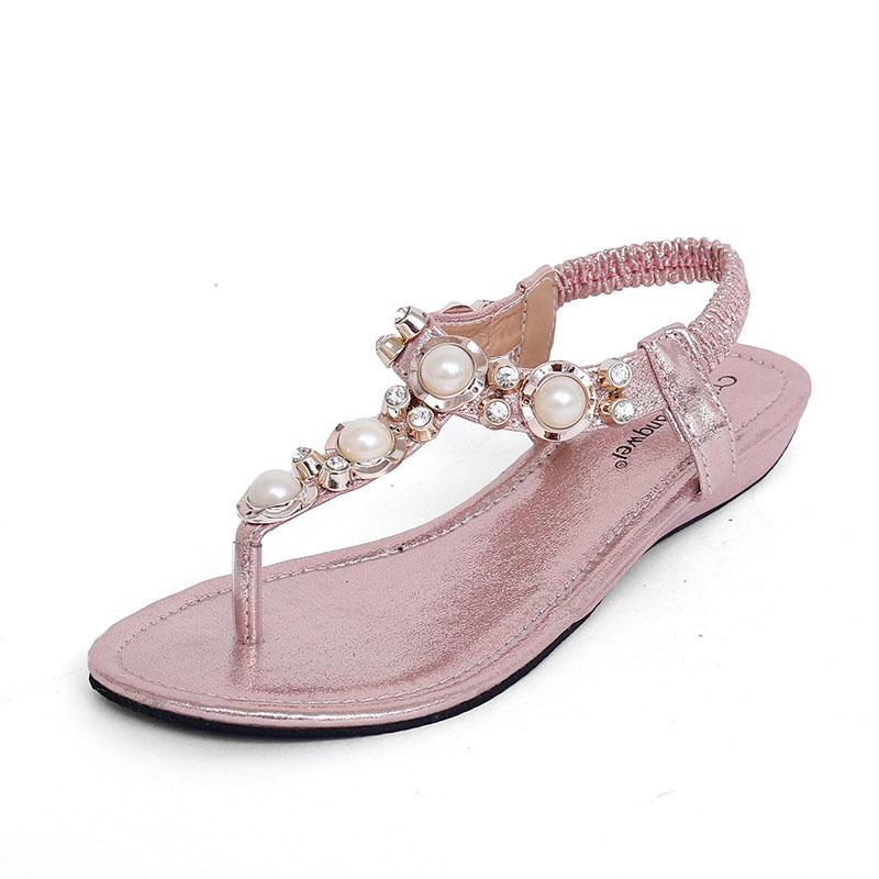 popular flat bridal sandalsbuy cheap flat bridal sandals