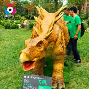 Wholesale party rental equipment Customizable Life-Sized Mechanical Models Dinosaur Decoration