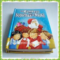 Good quality glossy hardcover children book/cartoon children book