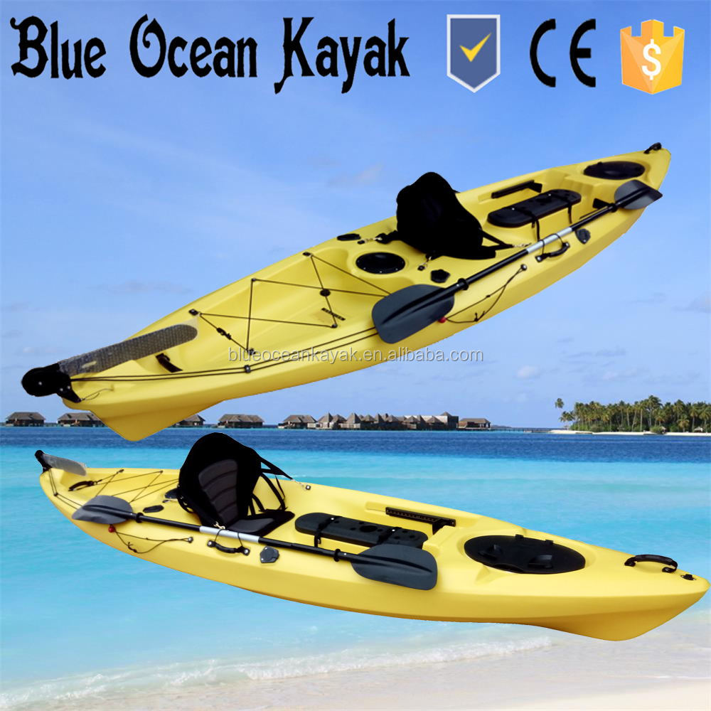 Blue Ocean Kayak /Professional Angler Kayak /cheap canoe