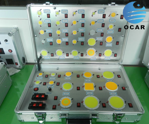 2015 Alibaba China Durable Customized Design Aluminum LED Test Case for LED Lights