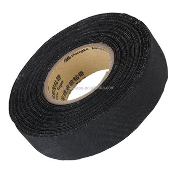 Surprising Black 19Mm Width Adhesive Cloth Wiring Loom Harness Insulating Tape Wiring 101 Cranwise Assnl