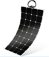 Factory price 12v 18v 100w flexible solar panels, sunpower solar panels in the philippines pakistan prices