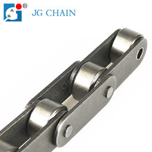 Steel big large link roller chain c2122 double pitch conveyor chains