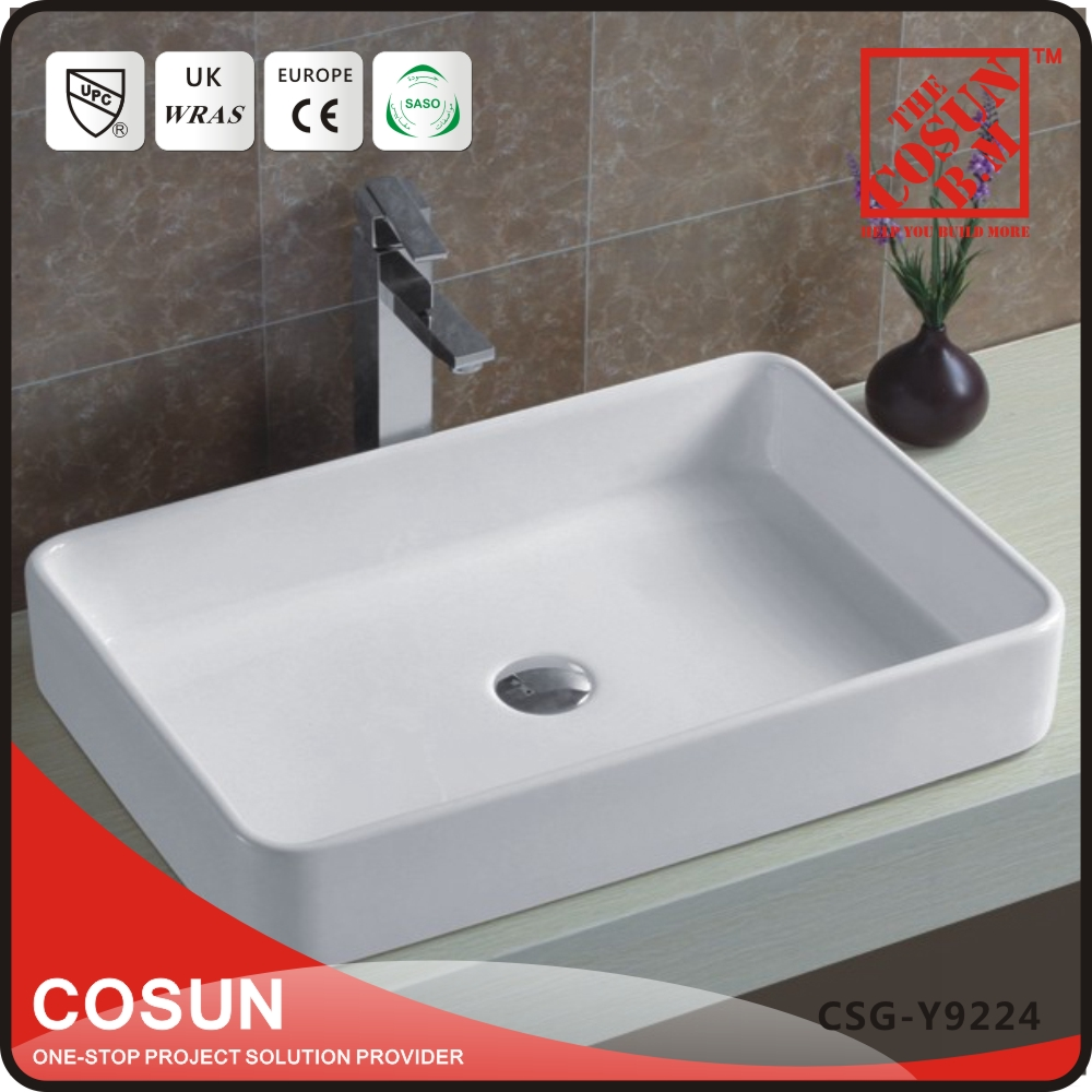 Wholesale trough sink bathroom trough sink bathroom for Cheap toilet and sink set