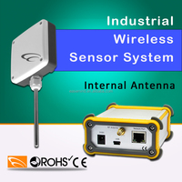wireless temperature 10 m measure with probe rf temperature sensor