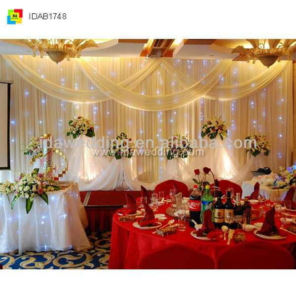 Ida navidad decoracion sala de rey divisor cortina dise o for Decoracion de cortinas para sala