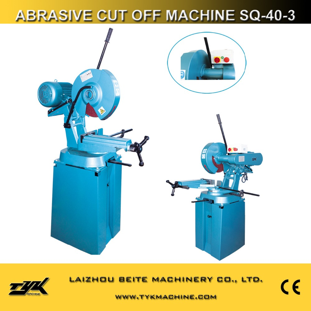 380V 3KW 16'' abrasive blade cut off saw