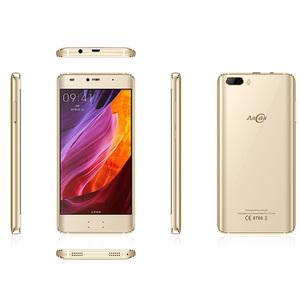 5 inch Quad-core HD screen dual rear camera 3G smart Phone