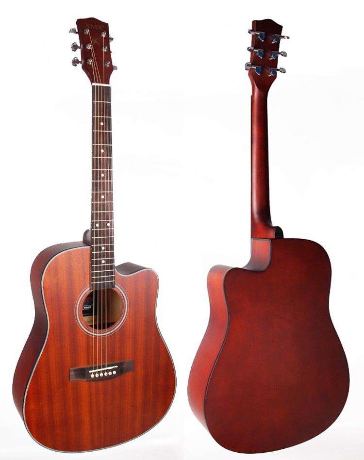 41 inch cheapest guitar with sapele top/hot selling product/basswood guitar