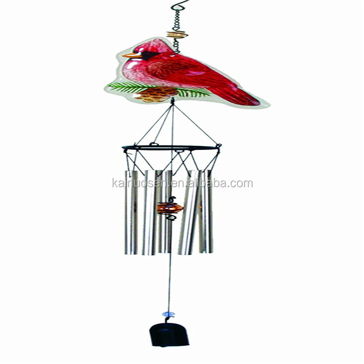 Hot Sale Personalized Handmade Cardinal Wind Chime