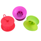 Hot selling food grade hand silicone lemon squeezer