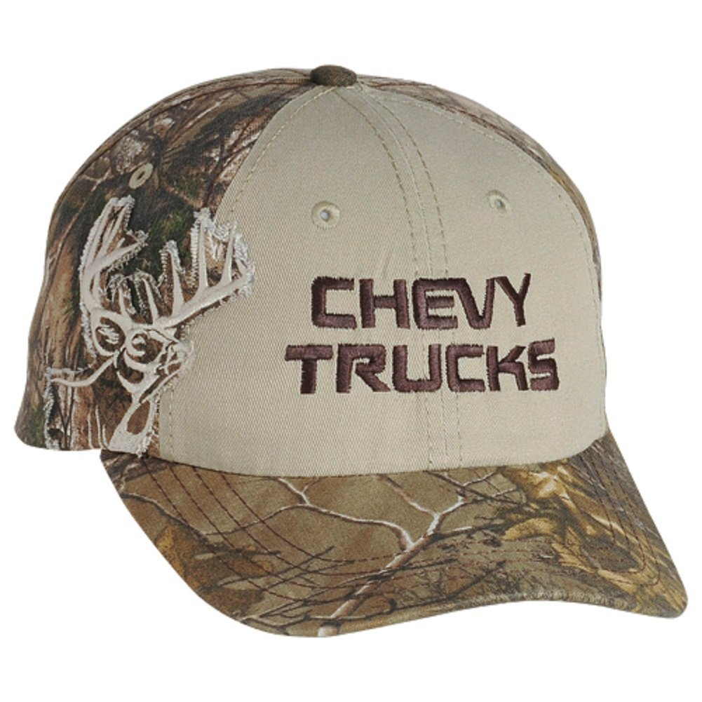 Chevy Trucks Realtree Xtra Camo Hat