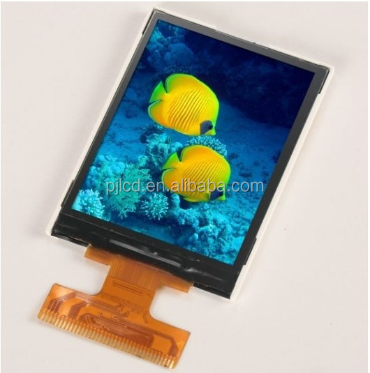 2.4 inch Sunlight readable LCD display with OLED display (PJT240H14H25-200P39N)
