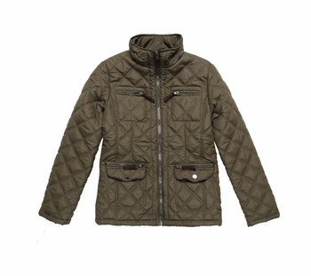 Mens Quilted Jacket 04