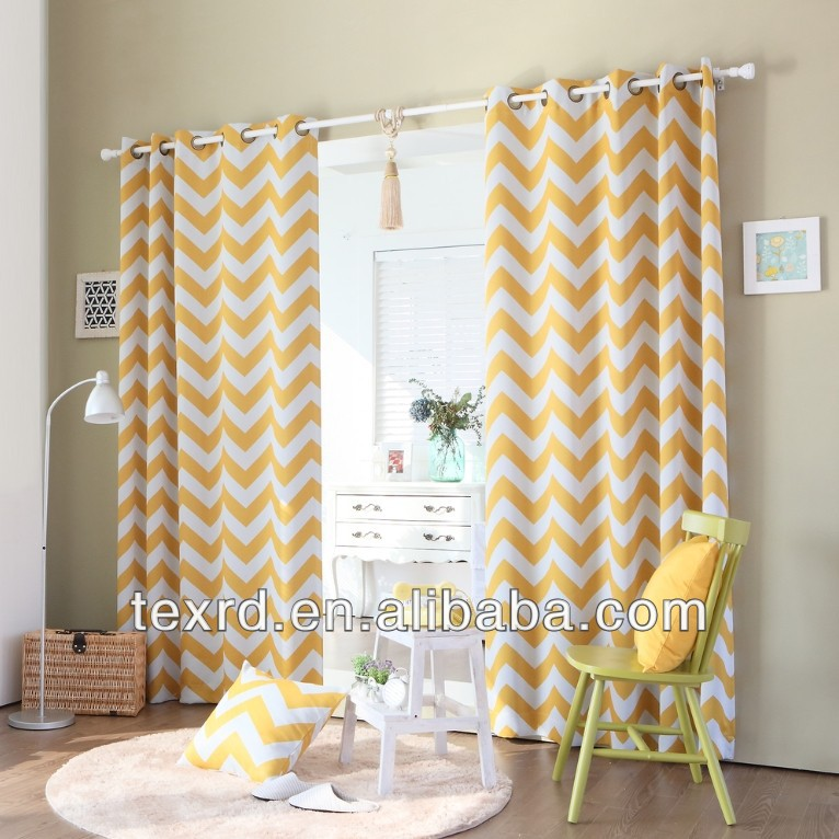 NEW ARRIVAL Printed Window Curtain
