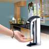 Automatic Stainless Steel Sensor Touchless Soap Dispenser Fashionable design for kitchen bathroom home Wiith CE ROHS