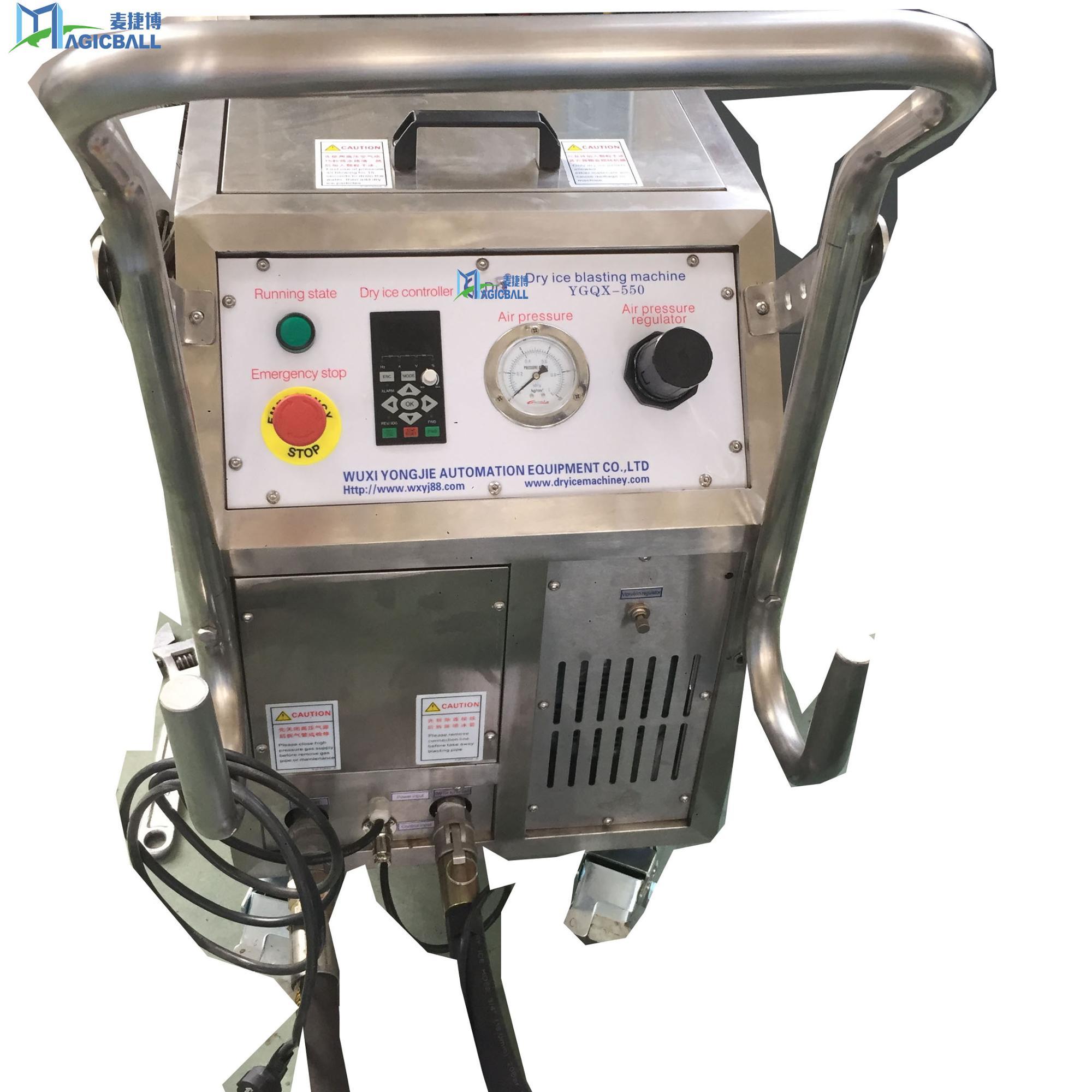 High Quality Dry Ice Blasting Machines 220v Printing Heavy ...