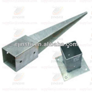 Fence Post Spike for garden fence post support