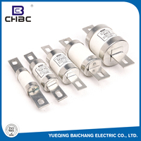 CHBC Different Size HRC Types Of Low Voltage Porcelain Electronic Fuses Link