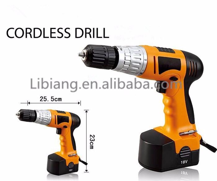Hot Sale Power Max 18v Cordless Drill - Buy 18v Cordless ...