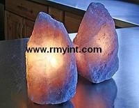 pakistani RMY 052 best quality persian blue salt and blue salt lamps