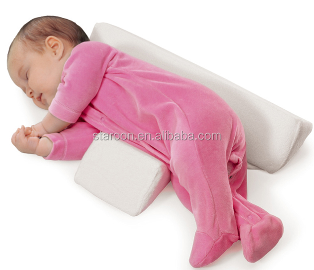 the supplier of Amazong wholesale new design baby wedge infant support pillow