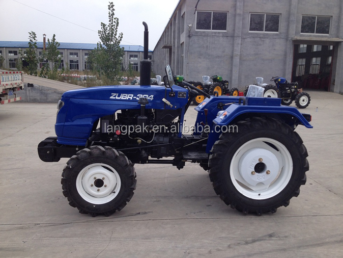 2016 New China Wheel Farm Mini Tractor New 30hp 35hp 40hp Mini ...