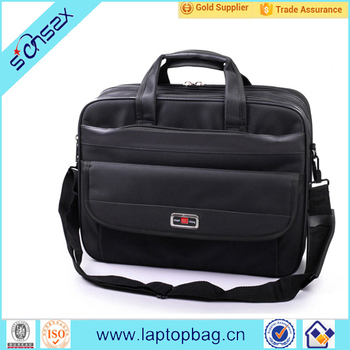 China Supplier Fashion Mens Briefcase Office Laptop Bags For Conference