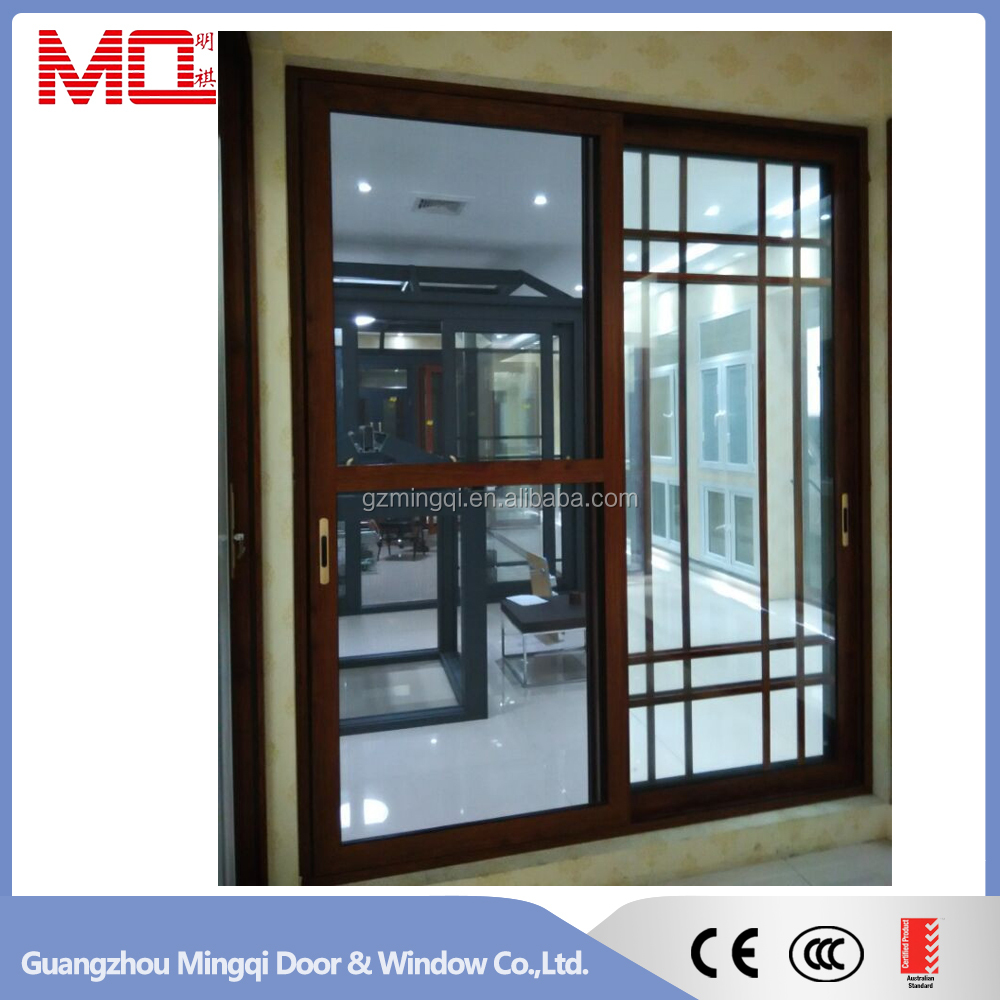 Grills Inside Sliding Gl Aluminium Doors And Windows Designs Aluminum