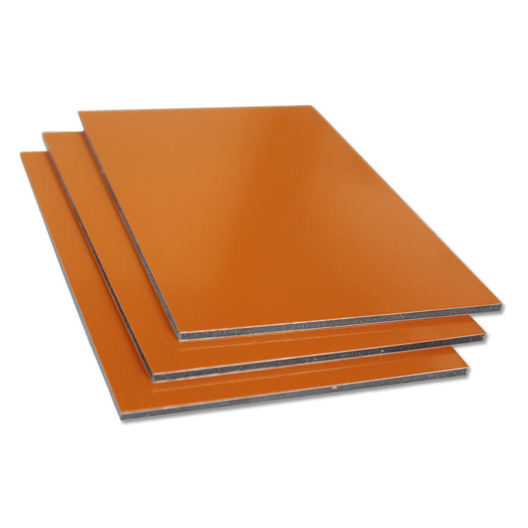 Megabond Hot Sale flexible building materials building aluminum composite panel