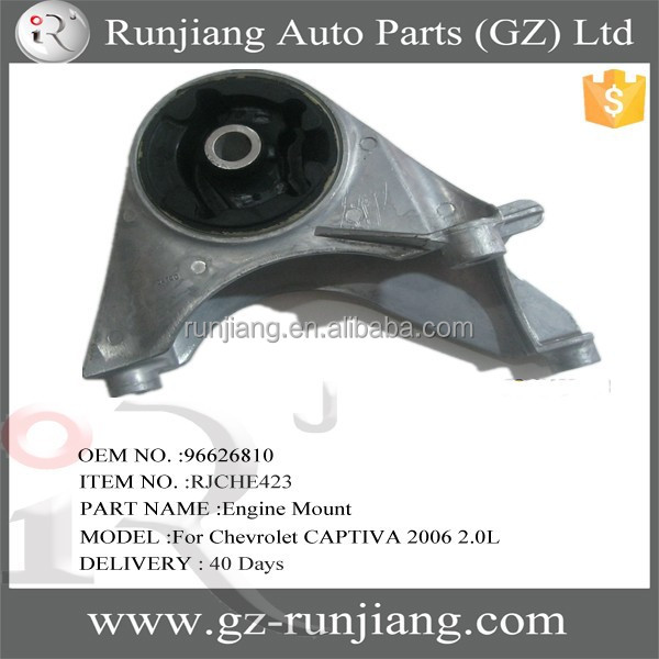 Car Parts For Chevrolet Captiva 2006 Spare Parts Engine Mount