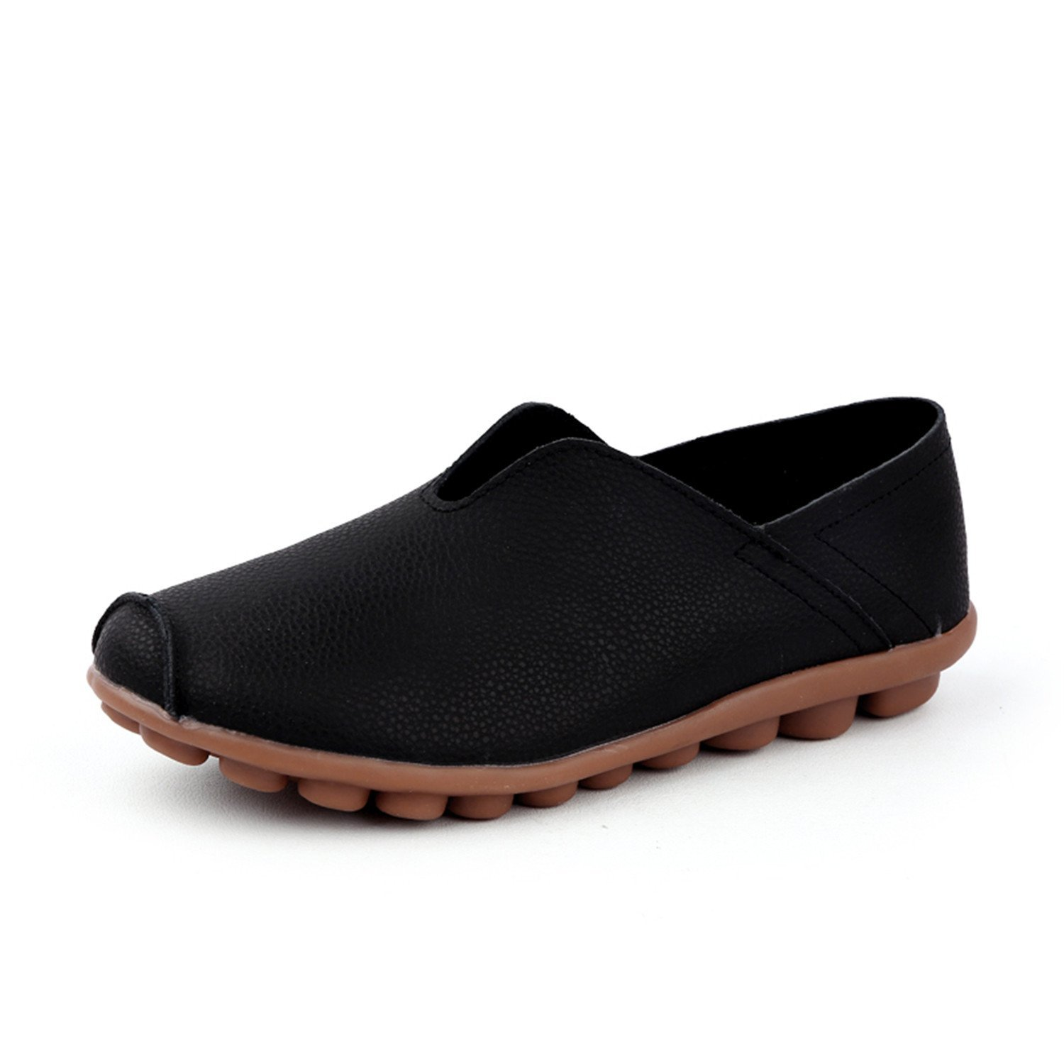 ca46cab38ba3 Get Quotations · Surprising Day Shoes Women New Women Shoes Moccasins  Mother Loafers Soft Leisure Flats Female Driving Casual