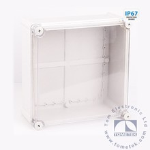 280*280*130mm IP67 waterproof electrical electronic equipment case