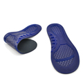 Forefoot pad extra comfort anti slip pads for lady shoes insoles