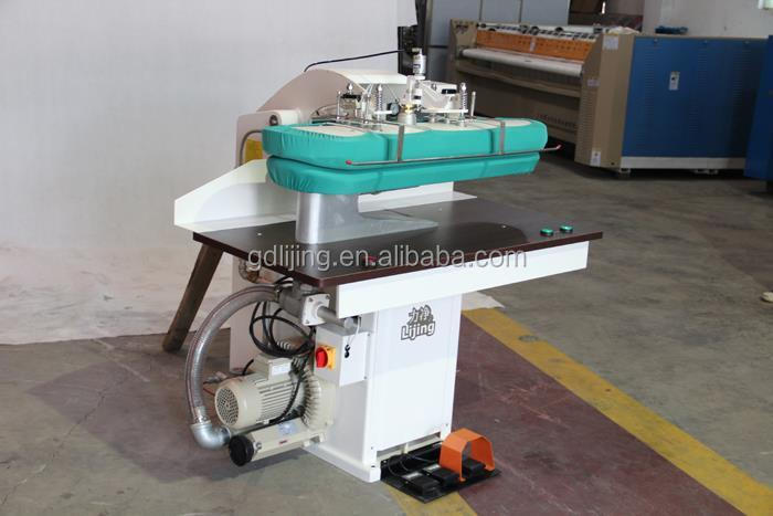 laundry steam press machine
