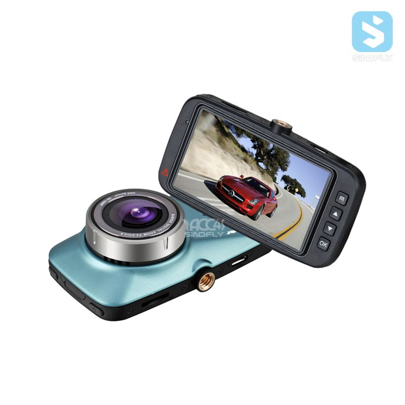 Pioneer 150 degree Fhd 1080p Car Camera Dvr Video Recorder