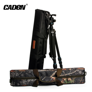 Extra thickness wear resisting waterproof portable camera tripod bag