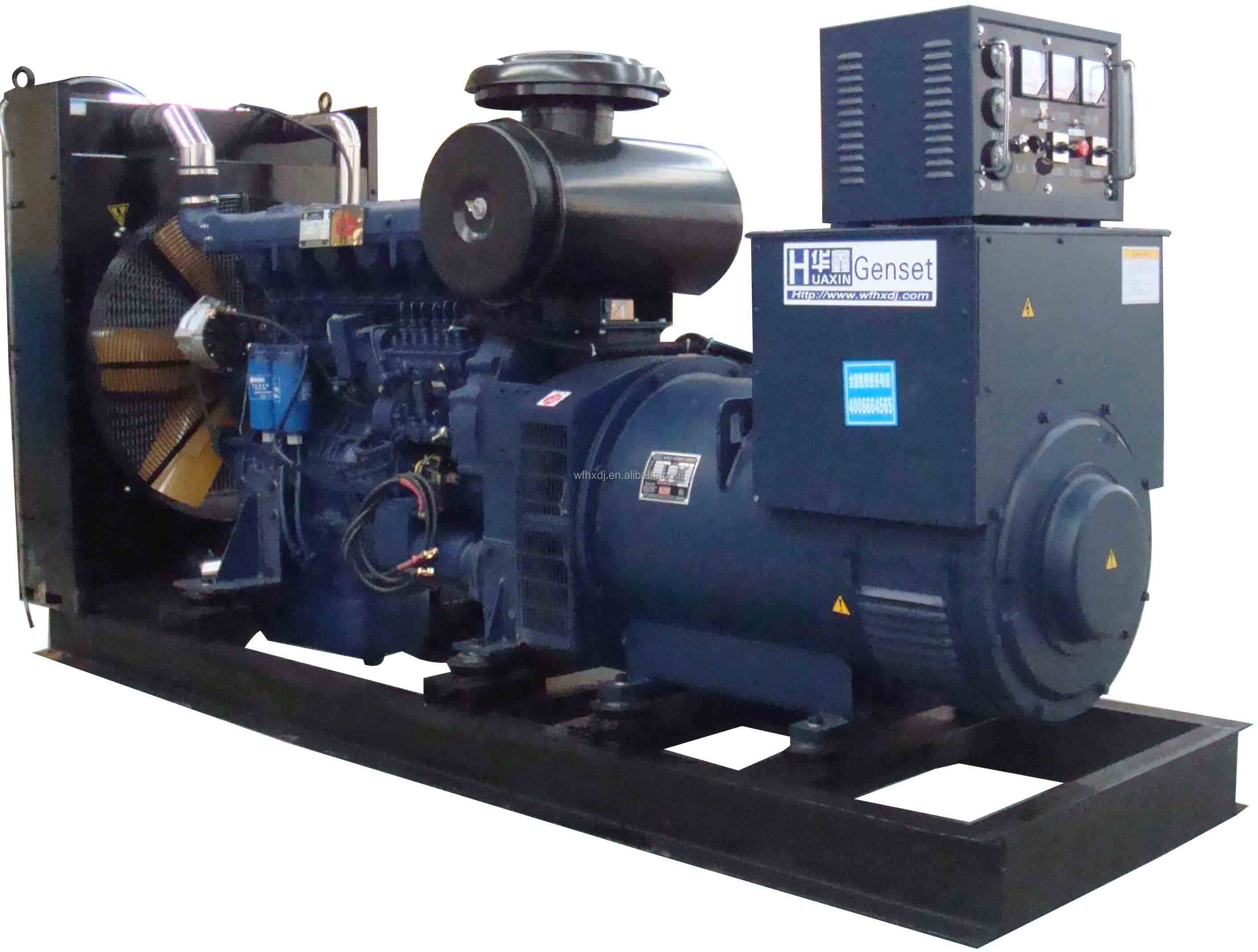 China Electric Motor Generator Set China Electric Motor Generator