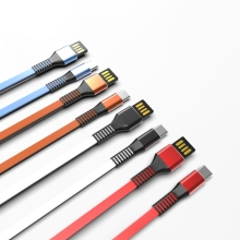 Tpe Plat Double usb C <span class=keywords><strong>câble</strong></span> d'extension de <span class=keywords><strong>câble</strong></span> usb fabrication
